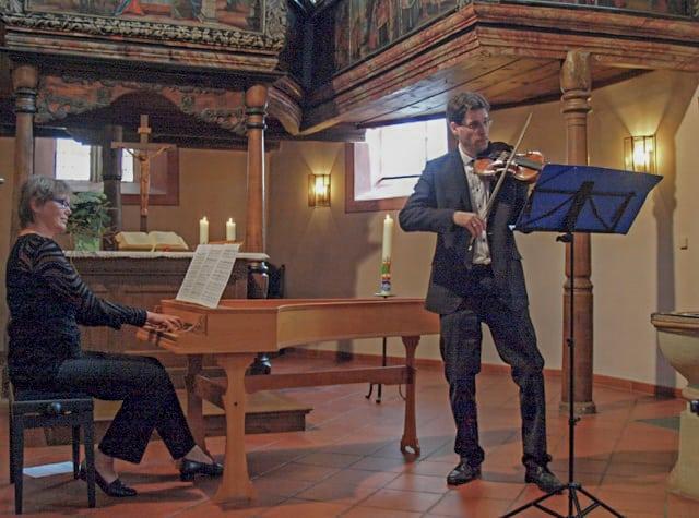 Kirstin Kares und Hans-Joachim Berg