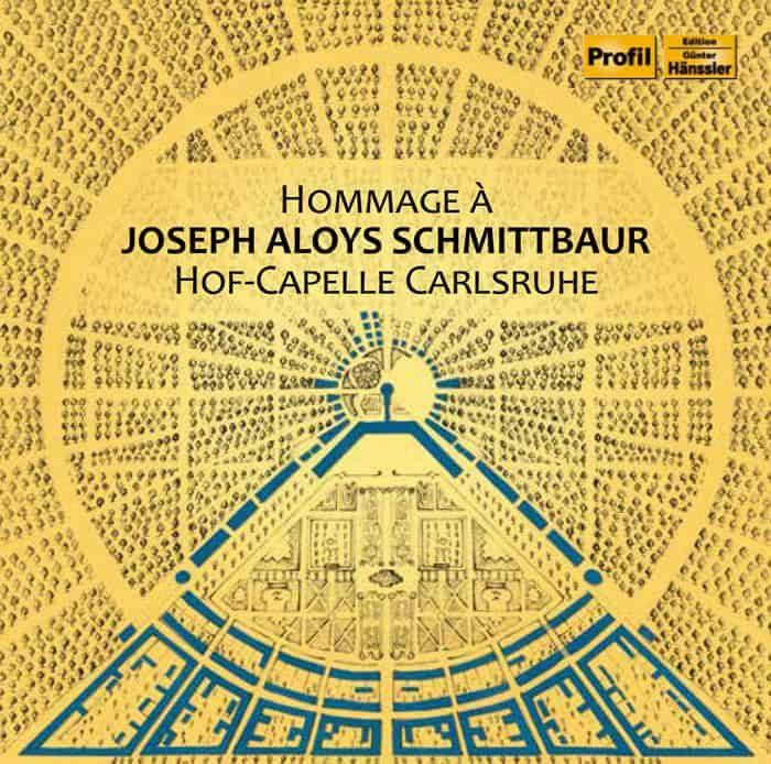 Cover zur CD Schmittbaur