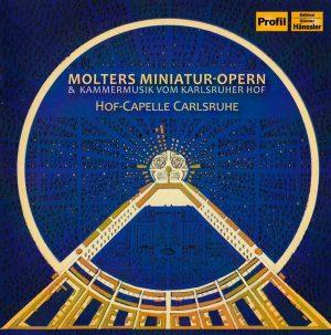 Cover der CD Molters Miniatur-Opern