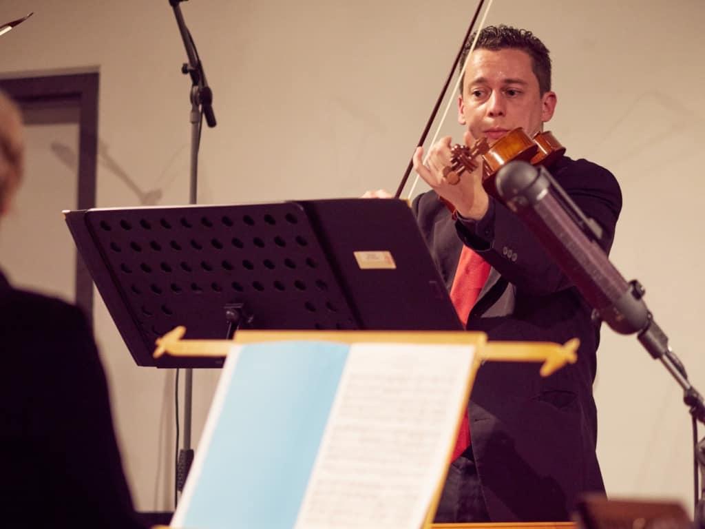 Kilian Ziegler, Viola