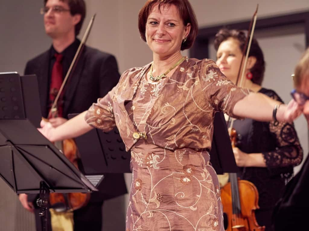 Julia Mende, Sopran