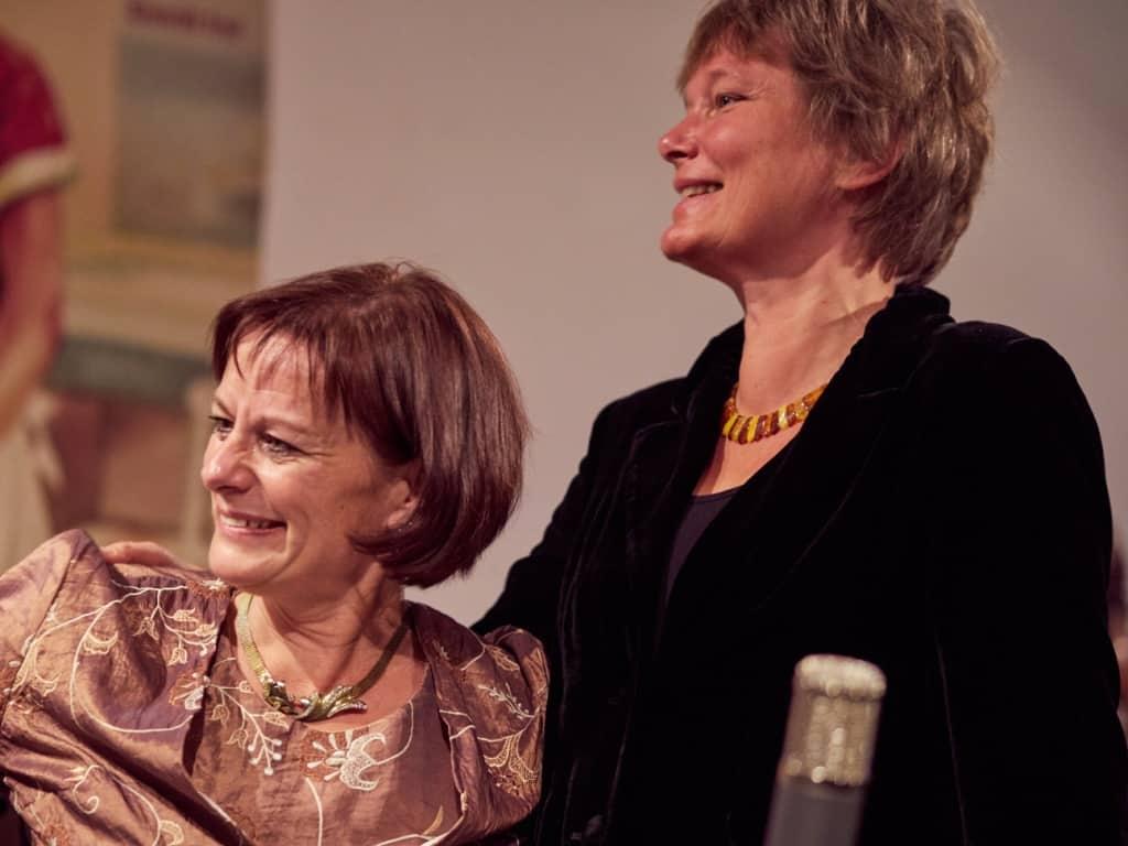 Ulrike und Kirstin